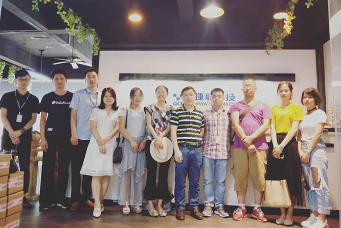 2018年6月東商網老客戶培訓會