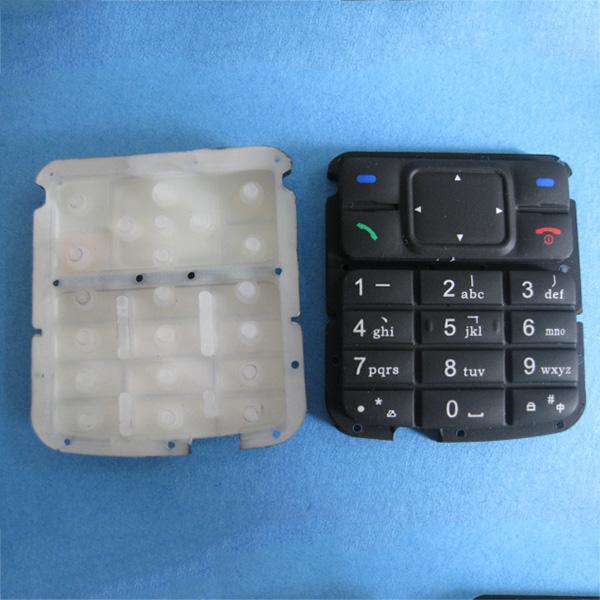 可爱手机键盘照片