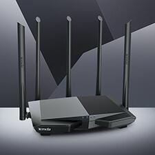 腾达1200M大户型11ac双频无线路由器