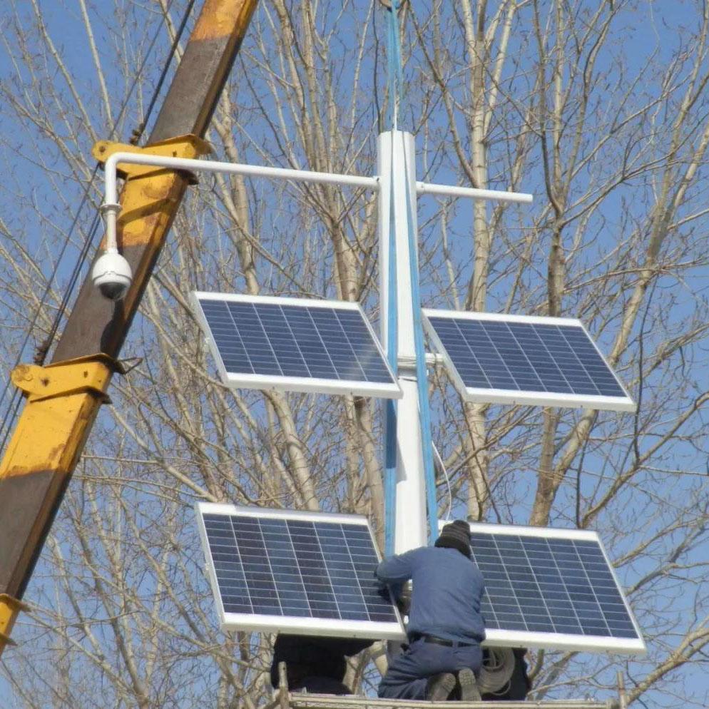 新一代太阳能远程监控系统集成方案