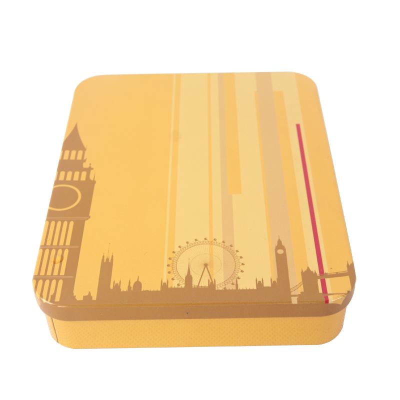 方形铁盒,礼品铁盒,收纳礼盒包装定制