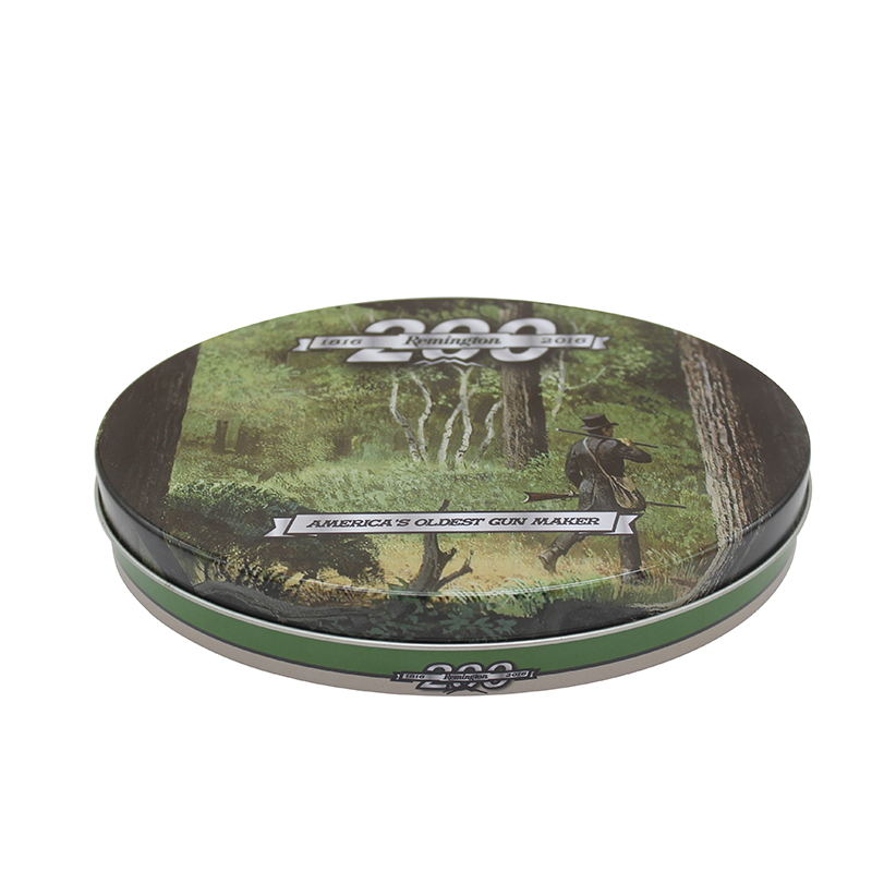 CD盒 椭圆CD盒 CD铁盒包装