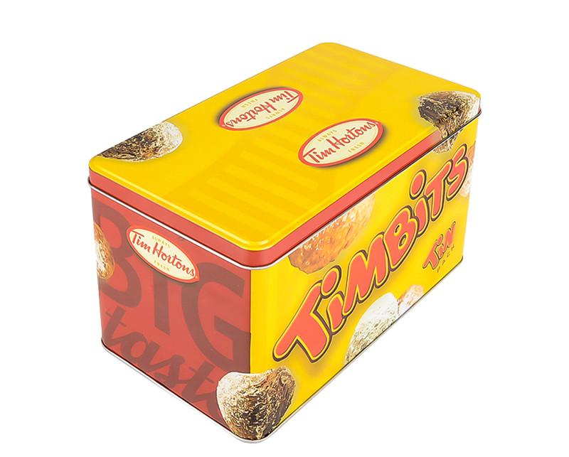 马口铁制罐:为什么食品铁罐被越来越广泛的应用?
