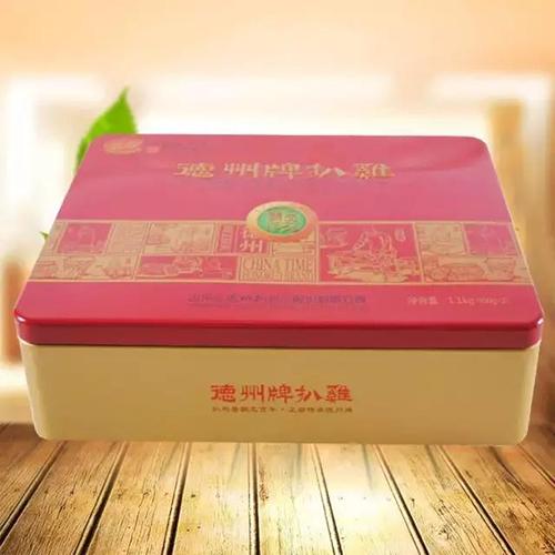 食品铁盒包装中马口铁为何大受欢迎