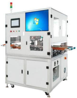 18650/26650/21700电池自动入支架机