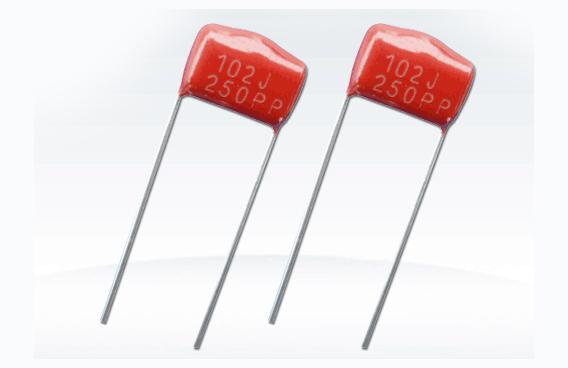 (CL13)PEN聚乙脂膜無感電容器