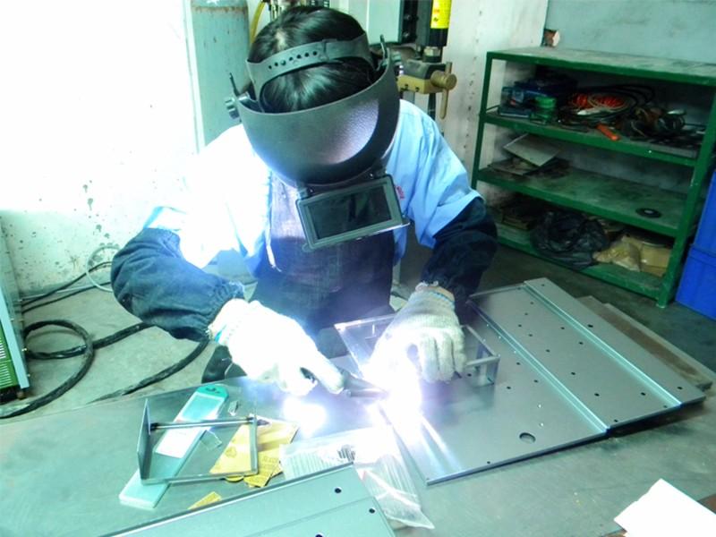 冲压厂焊接组装