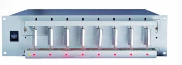 电池样品分容柜