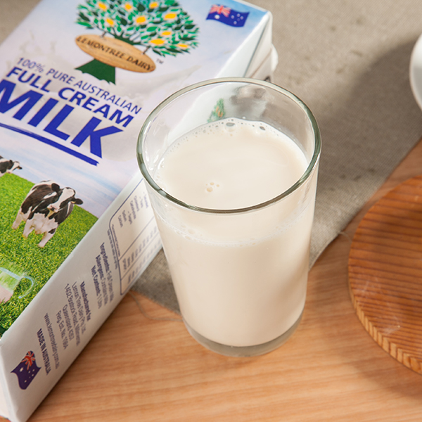 全脂纯牛奶