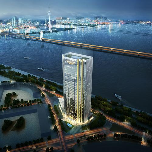 珠海港澳金融中心