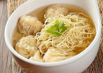 广东经典美食——云吞面
