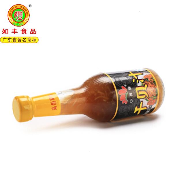小荷牌-干贝汁380g
