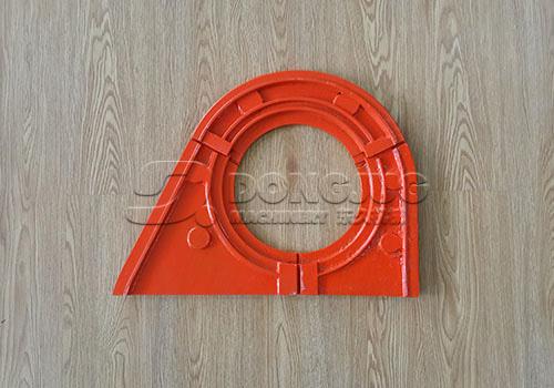 台湾甲富360 叶轮边板(直角)