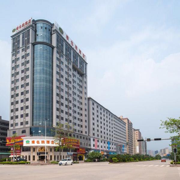 东莞市彩涂釉新材料科技有限公司与东莞市虎门怀德维也纳酒店项目