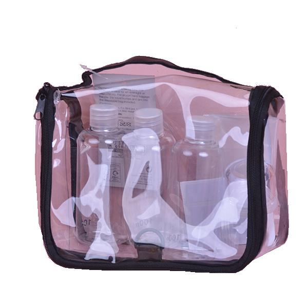 PVC针车袋