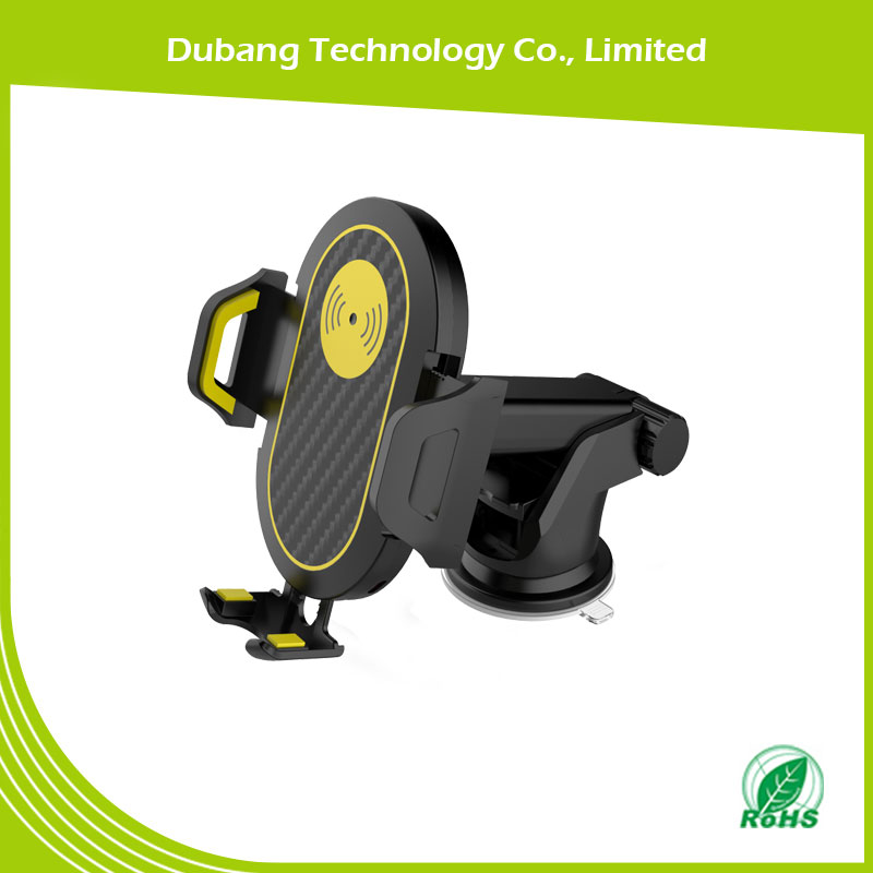 无线充电器S119,车载手机无线充支架,QI无线充电标准