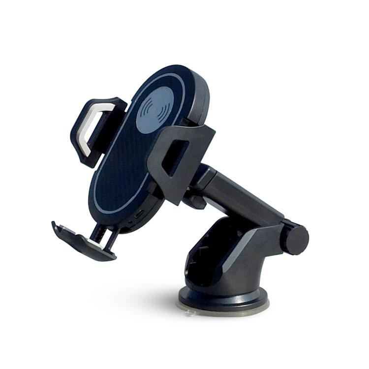 無線充電器S119,車載手機無線充支架,QI無線充電標準
