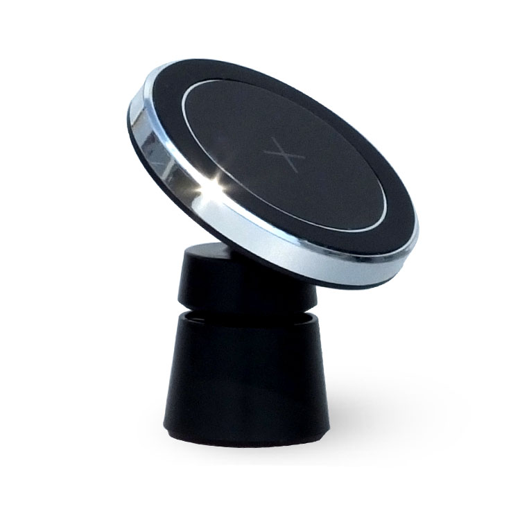 QI Wireless Charger S110,Air Vent Magnetic Holder