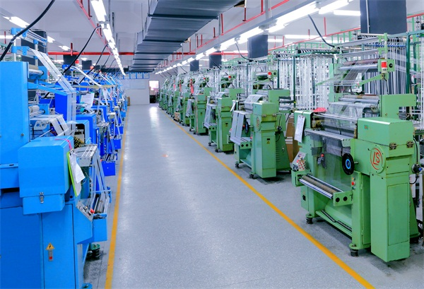 Detailed webbing production process
