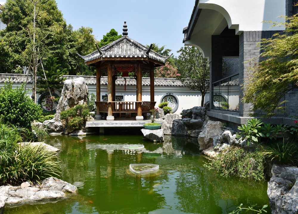 福建省南平市张氏兄弟家庭别墅区项目
