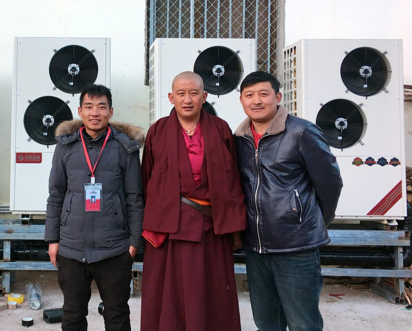 玉树藏族自治州活佛民房土锅炉改造项目