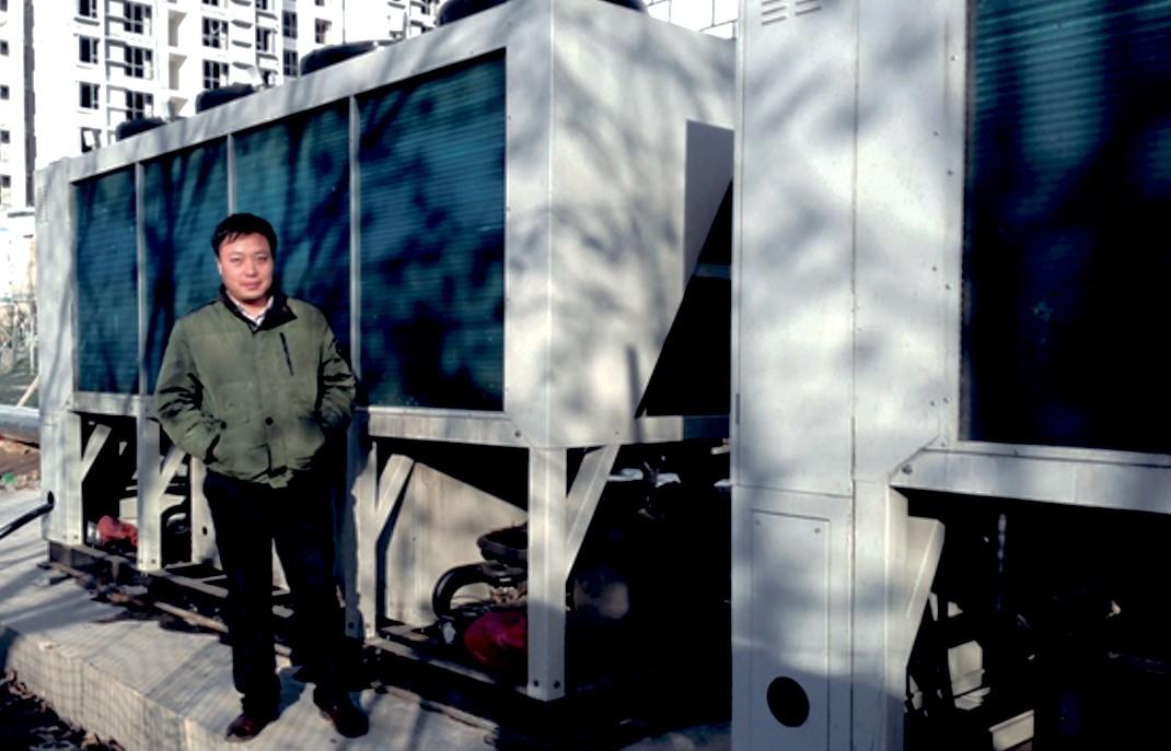 河北石家庄新建小区10万平方米集中供暖项目