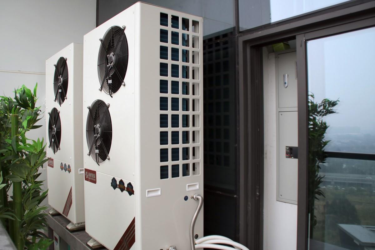 天安數碼城衡峰熱泵公司總部辦公室
