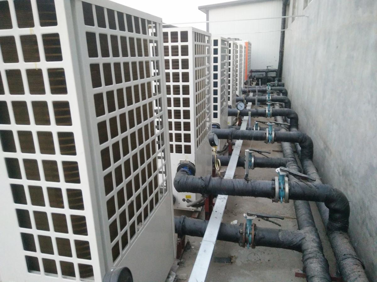 北京大兴工厂煤改电项目