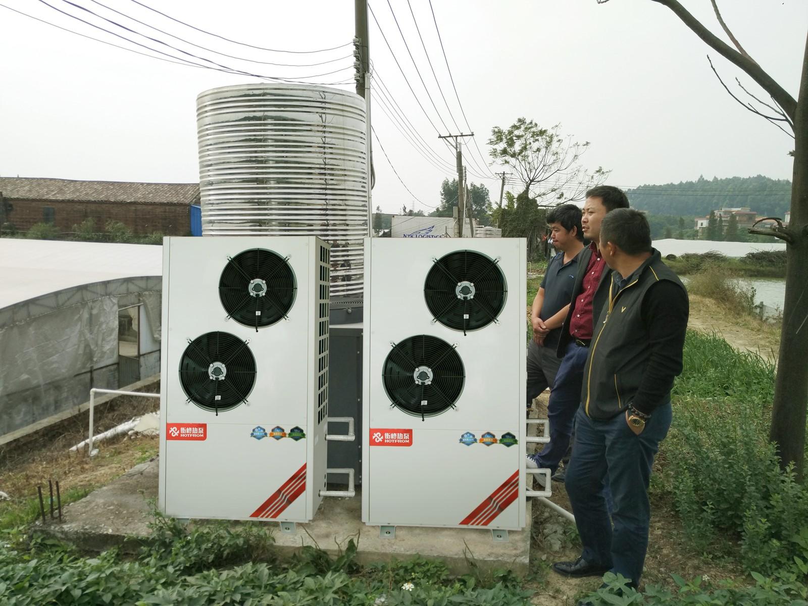 广东佛山鳄鱼养殖场项目