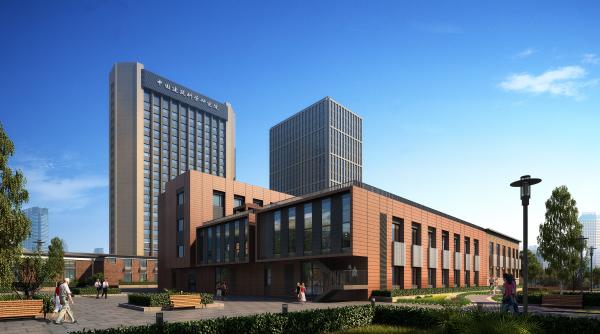 中国建筑科学研究院建筑环境与节能研究院项目