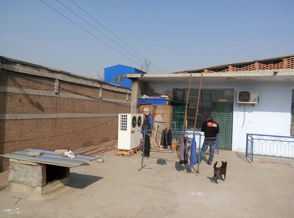 河北石家庄压力容器厂项目