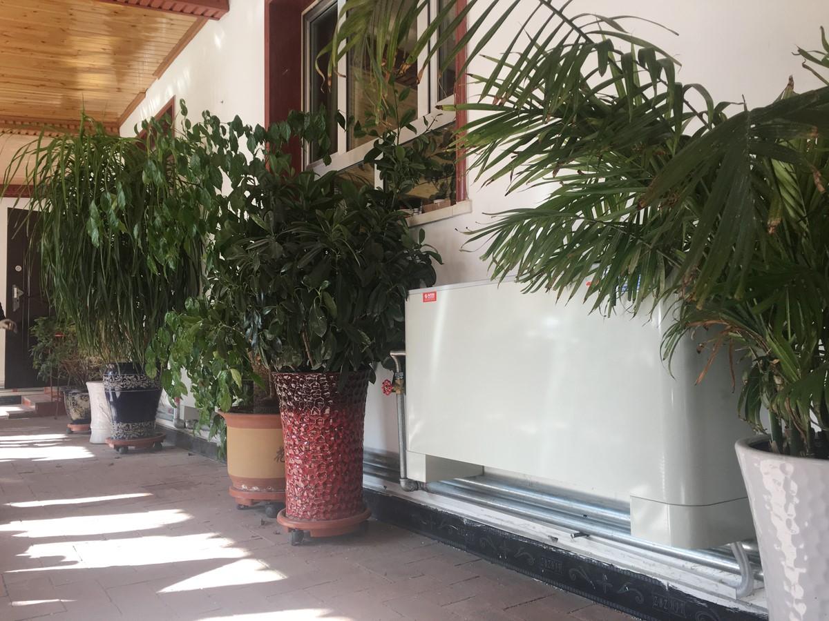 玉树藏族自治州私人民房土锅炉改造项目