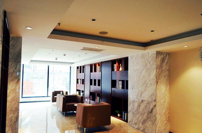 南城城市便捷酒店中央冷暖热水项目