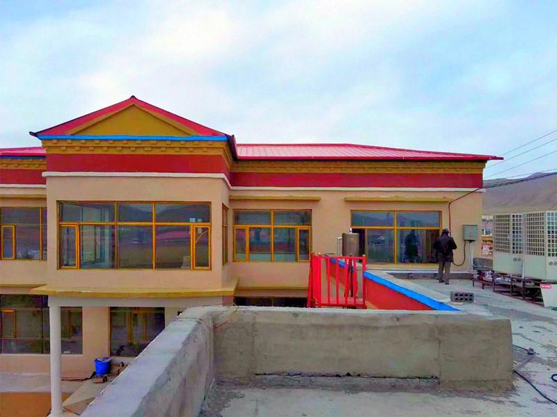 玉树藏族自治州治多县供暖项目