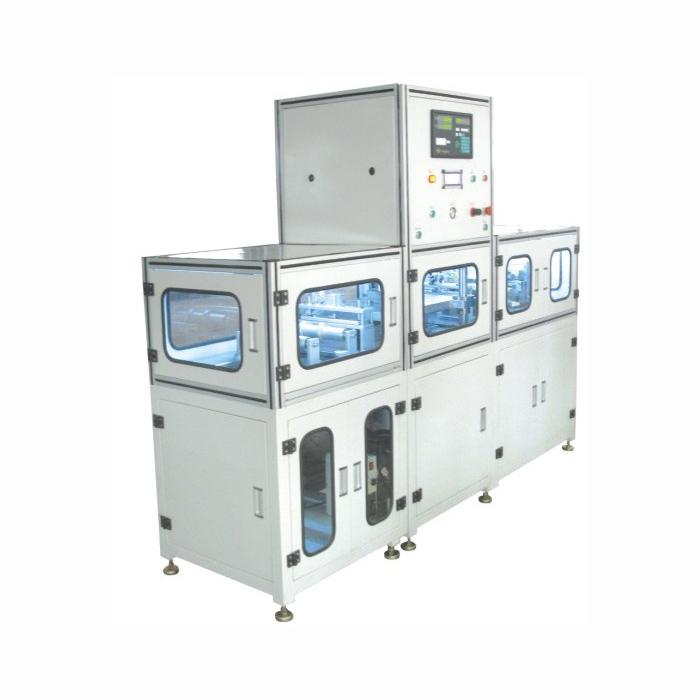铝塑膜自动成型机-200型