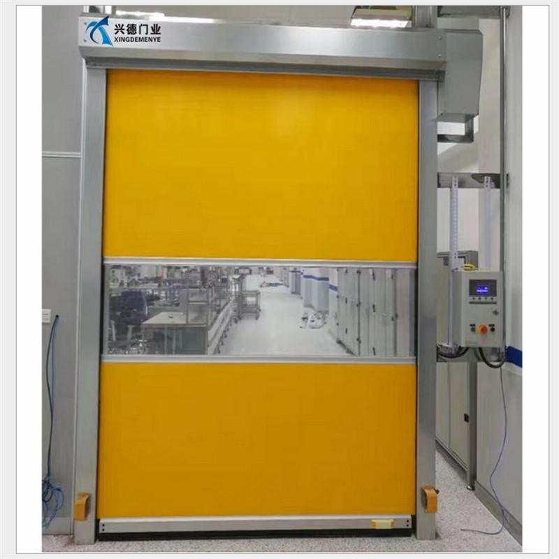 深圳XDM电动防火卷帘门的运行维护管理