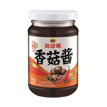香辣香菇醬200g