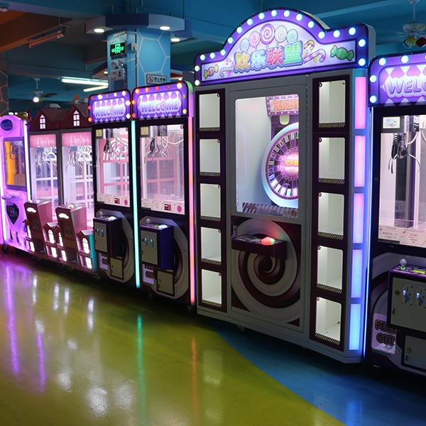 Lexin gift machine