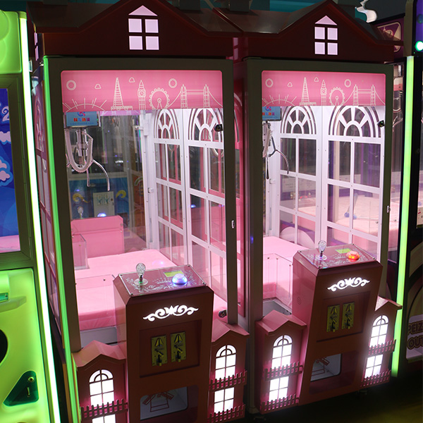 Lexin doll machine