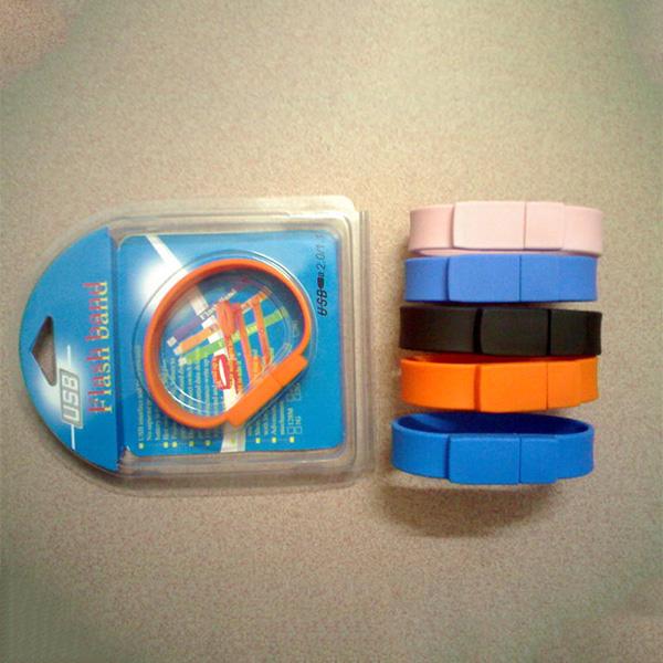 Silicone U disk cover