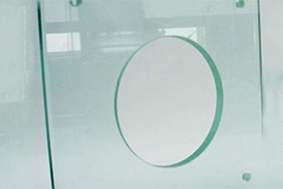 Use of tempered glass