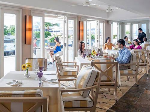 新加坡东方文华酒店
