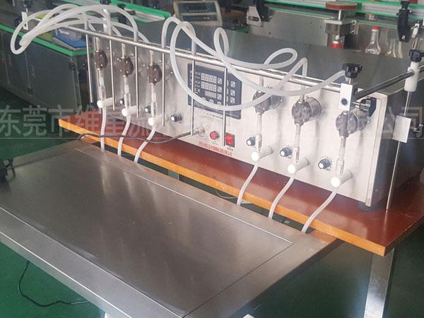 6头精油烟油香水眼药水灌装机