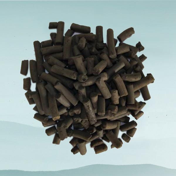 柱状态活性炭6.0
