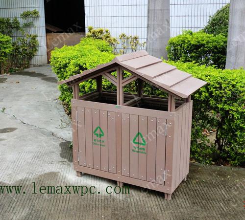 Eco-friendly trash Bins