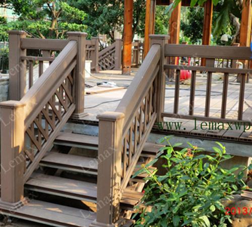 高宅平台阶梯工程