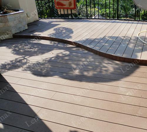 世纪滨江花园PP木塑地板