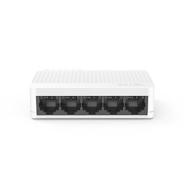 騰達S105V10.0 百兆桌麵型交換機