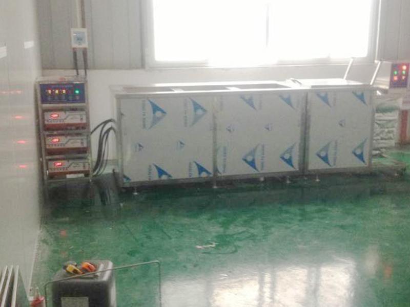 4槽超声波清洗烘干机