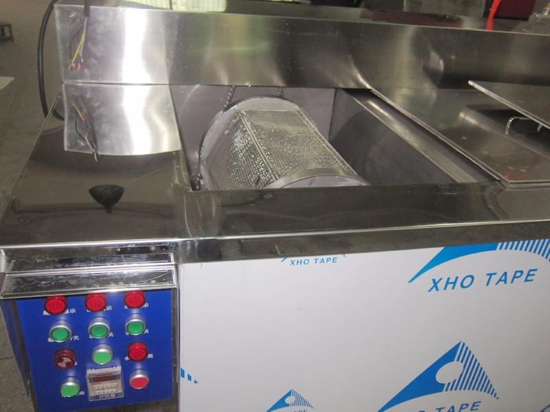 多槽滚篮式超声波清洗机